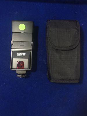Sunpak Digital TTL Flash | For Nikon DSLR Camera (Model: DigiFlash 3000) for Sale in Marietta, GA