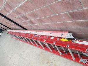 Werner Ladders 32 foot in 40 for Sale in Los Angeles, CA