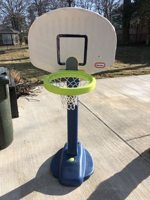 Little Tikes adjustable Basketball hoop for Sale in Falls Church, VA