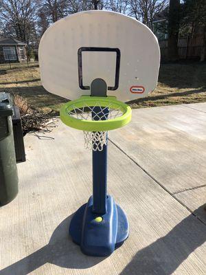 Little Tikes adjustable Basketball hoop for Sale in Falls Church, VA