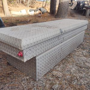 Aluminum Tool Box Diamond Plate for Sale in Manchester Township, NJ