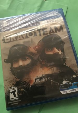 Bravo Team (PS4) Sealed Brand New for Sale in Catonsville, MD
