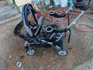 Double stroller for Sale in Loma Linda, CA