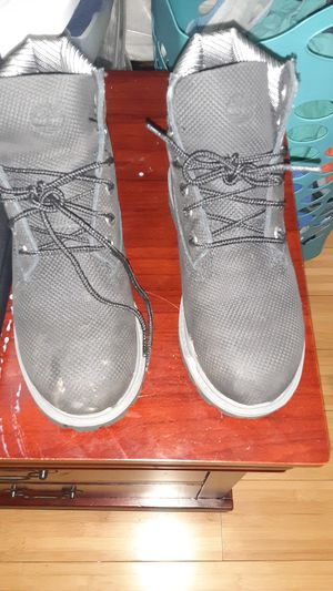 Timberlands size 34 for kids for Sale in Gaithersburg, MD