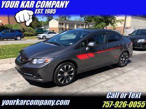 2013 Honda Civic Sdn for Sale in Norfolk, VA