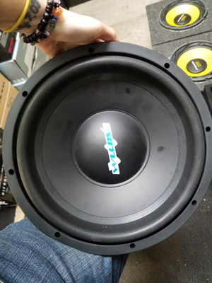 """12"""" WLLDSE SUBS for Sale in Franklin, OH"""