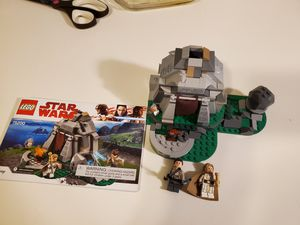 Lego Star Wars The Last Jedi Island Training Set for Sale in Tigard, OR