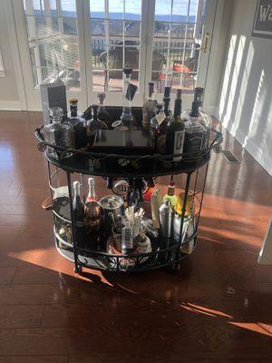 Bar cart for Sale in Leesburg, VA