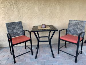Outdoor patio set for Sale in Fort McDowell, AZ