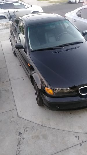 Black Bmw 2003 for Sale in Los Angeles, CA