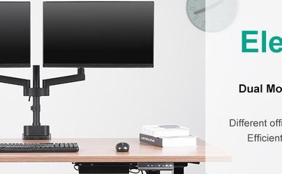 Dual Monitor Stand ; ELTGM06-2G for Sale in Holiday,  FL