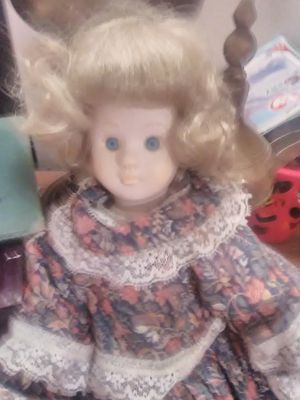 Vintage doll for Sale in Wichita, KS
