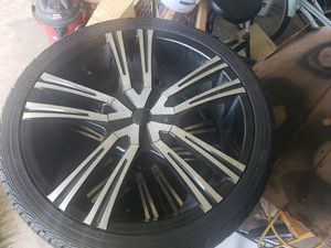 Rims & tires for Sale in Tampa, FL