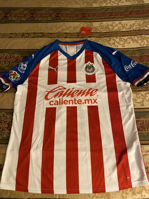 Chivas jersey with brizuela name and number size is xl new with tags for Sale in Perris, CA