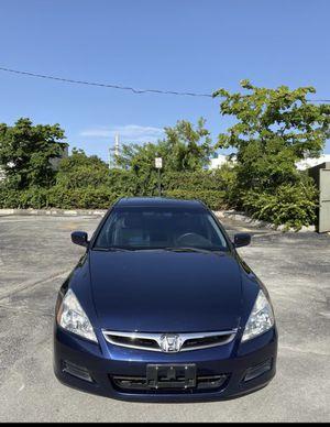 2007 Honda Accord for Sale in Miami, FL