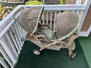 Graco Double Stroller for Sale in Kent, WA