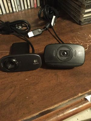 Logitech webcams for Sale in Mexicali, MX