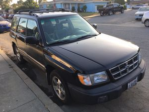1998 Subaru Forester S AWD for Sale in Mount MADONNA, CA