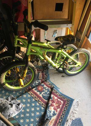 Razor 16 inch boys bmx bikes for Sale in Chula Vista, CA