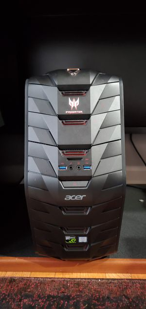 Gaming PC GTX 1070 32GB Ram I7 1TB 256SSD for Sale in Syracuse, NY