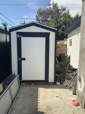 Custom Shed 6'x14' for Sale in Long Beach, CA