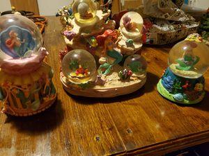 Disney snow globes for Sale in Gresham, OR