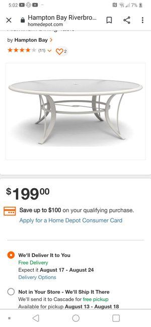 Patio table new for Sale in Atlanta, GA