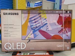 TV SAMSUNG QLED 55 inch MODEL Q60T for Sale in Queens, NY