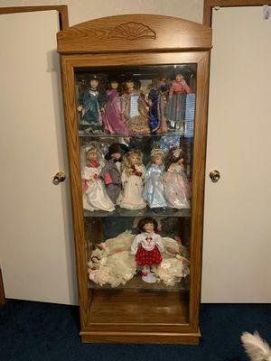 Curio Cabinet for Sale in Lexington, NC