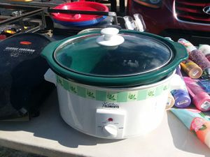 Crockpot for Sale in Angier, NC