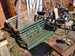 Porch swing $25 each for Sale in Lexington, NC