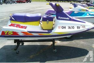 Kawasaki TS jet ski and trailer. Trade something? for Sale in Sewickley, PA