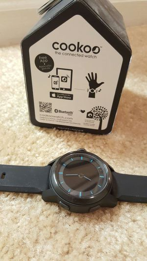 Cooko smart watch for Apple and Android for Sale in Raleigh, NC