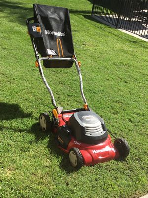 Electric lawn mower for Sale in Hanford, CA