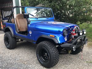 1977 Jeep CJ7, full frame off restoration for Sale in Woodinville, WA