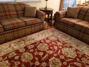 Sleeper sofa and love seat - Excellent condition $300 obo for Sale in Roebuck, SC