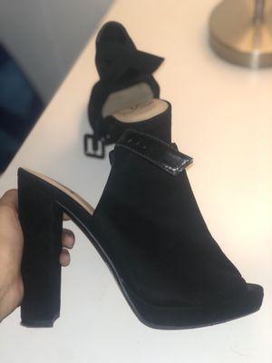 Black boot heels for Sale in Los Angeles, CA