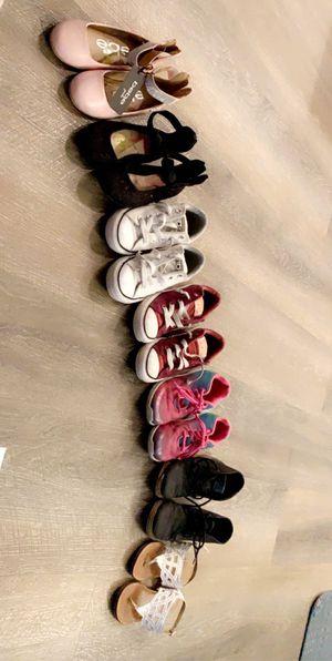 Lot of Girls Shoes Size 1 for Sale in Phoenix, AZ
