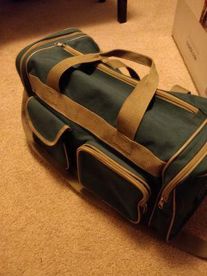 Green duffle bag for Sale in Monroe, WA