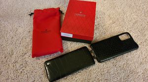 Noreve Custom Flipable Leather Phone Case for Samsung Galaxy S20 for Sale in Etiwanda, CA