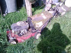 Toro pro line lawnmower for Sale in Sacramento, CA
