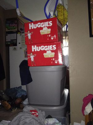 Huggies Diapers for Sale in Brook Park, OH