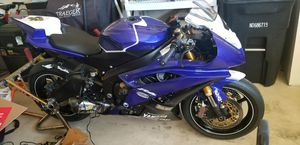Motorcycle 2011 R6 Yamaha for Sale in UPR MARLBORO, MD