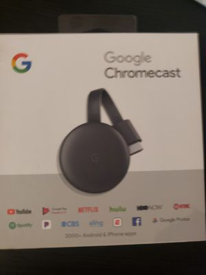 Google Chromecast for Sale in Puyallup, WA