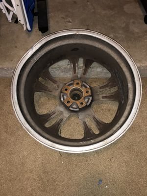 American Racing rims. for Sale in Peabody, MA