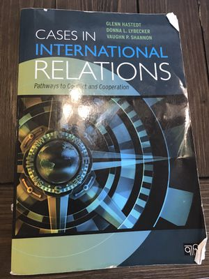 Cases in International Relations for Sale in Las Vegas, NV