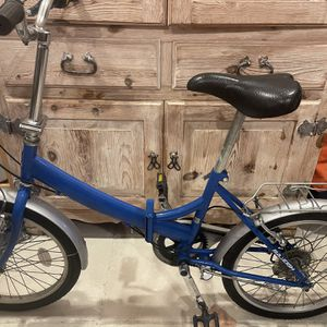 Raleigh 6 Speed Folding Bike for Sale in Hollywood, FL