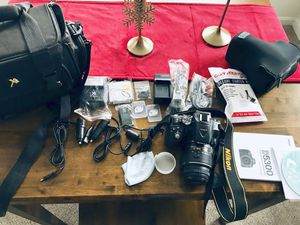 Nikon D5300 DSLR Camera Bundle for Sale in Rockville, MD