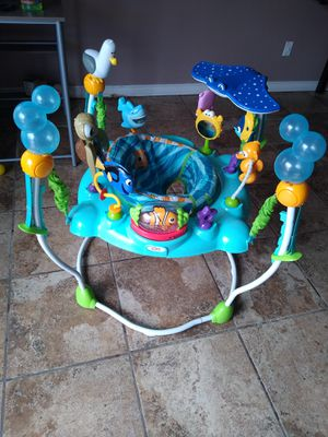 Finding Nemo baby bouncer for Sale in Victorville, CA