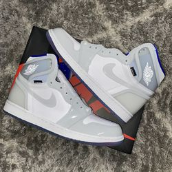 Jordan 1 Retro High Zooms White Brand New Size 11 Men for Sale in Mount Rainier,  MD